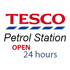 Tesco-Petrol-station